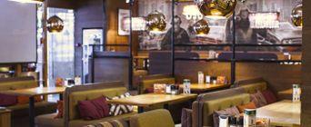 Ресторан Нью-Йорк пицца и гриль. Москва Серебряническая наб., д. 29