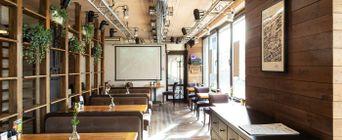 Ресторан Нью-Йорк пицца и гриль. Москва Суворовская ул., д. 12