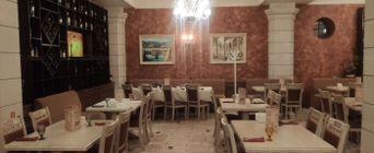 Кафе Хинкальная Вилла Дадиани. Реутов Дмитровское ш., д. 53, к. 1, 1-й этаж