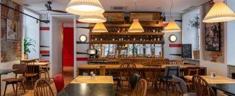 Ресторан Pinzeria by Bontempi. Екатеринбург Верх-Исетский бул., д. 9 Синара Центр