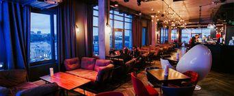 Ресторан The Roof. Чебоксары Композиторов Воробьевых, 5а, 7 этаж