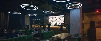 Кафе Oblako 53. Набережные Челны просп. Сююмбике, 40, ТЦ Sunrise City, 8 этаж