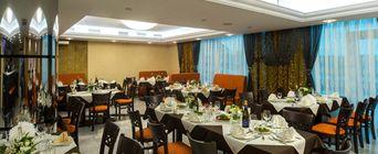 Ресторан Helix. Омск Суровцева, 112