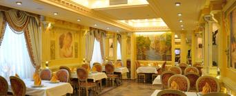 Ресторан Шато. Омск Северная 1-я, 95