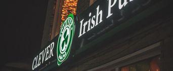 Бар Irish Pub Clever. Бердск Ленина, 29