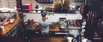 Кафе Spot & Choo's Burgers. Новосибирск Ильича, д. 10