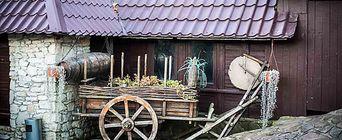 Кафе Амшенский двор. Сочи с. Казачий Брод, Краснофлотская, 15