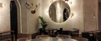 Ресторан Cococouture. Санкт-Петербург наб. Адмиралтейского канала 2И