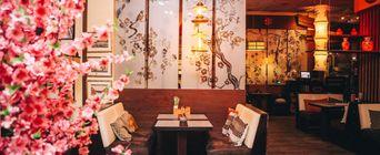 Кафе Сакура. Таганрог пл. Мира, 7, ТРЦ «Мармелад», 2 этаж