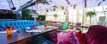 Кофейня Extra Lounge. Серпухов Борисовское ш., 1, ТРЦ «Корстон», 15 этаж