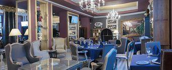 Ресторан Redactor. Челябинск Советская, 36