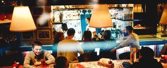 Бар Mojo Bar & Café. Ростов-на-Дону Суворова, 19